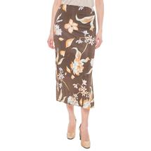 Юбка женская  Цвет:коричневый Артикул:0579001 1