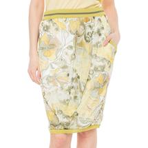 Юбка женская  Цвет:салатовый Артикул:0579011 1