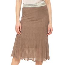 Юбка женская  Цвет:коричневый Артикул:0579014 1
