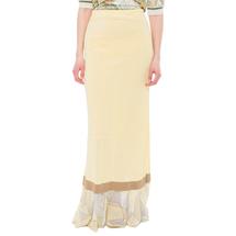 Юбка женская  Цвет:желтый Артикул:0579017 1