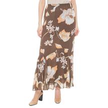Юбка женская  Цвет:коричневый Артикул:0579019 1