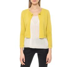 Болеро женское  Цвет:желтый Артикул:0579343 1