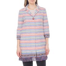 Пальто женское  Цвет:мультиколор Артикул:0661362 1