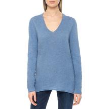 Пуловер женский  Цвет:голубой Артикул:0579337 1