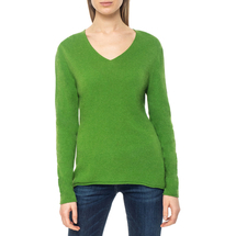 Пуловер женский  Цвет:зеленый Артикул:0579337 1