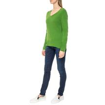 Пуловер женский  Цвет:зеленый Артикул:0579337 2