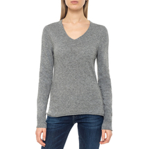 Пуловер женский  Цвет:серый Артикул:0579337 1