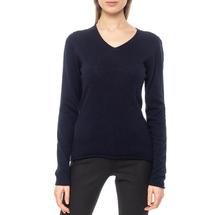 Пуловер женский  Цвет:синий Артикул:0579337 1