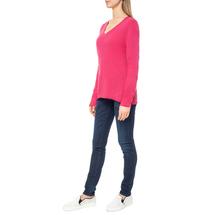Пуловер женский  Цвет:фуксия Артикул:0579337 2