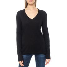 Пуловер женский  Цвет:черный Артикул:0579337 1