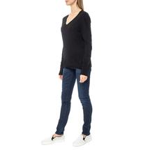 Пуловер женский  Цвет:черный Артикул:0579337 2