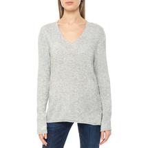 Пуловер женский  Цвет:серый Артикул:0579338 1