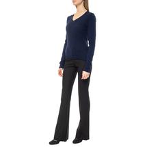 Пуловер женский  Цвет:синий Артикул:0579338 2