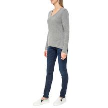 Пуловер женский  Цвет:серый Артикул:0579339 2
