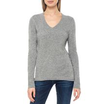 Пуловер женский  Цвет:серый Артикул:0579339 1