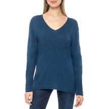 Пуловер женский  Цвет:синий Артикул:0579339 1