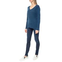 Пуловер женский  Цвет:синий Артикул:0579339 2