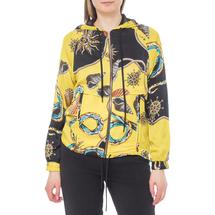 Ветровка женская  Цвет:желтый Артикул:0661370 1