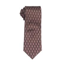Галстук мужской  Цвет:коричневый Артикул:0164763 1