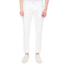 Джинсы мужские PAOLO PECORA Цвет:белый Артикул:0977849 1