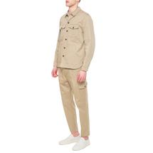Рубашка мужская PAOLO PECORA Цвет:бежевый Артикул:0977830 2