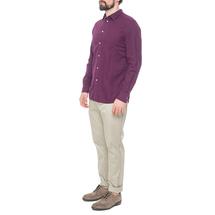 Рубашка мужская  Цвет:фиолетовый Артикул:0977985 2