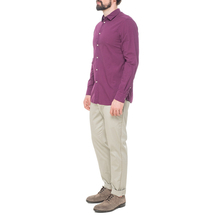 Рубашка мужская  Цвет:фиолетовый Артикул:0977986 2