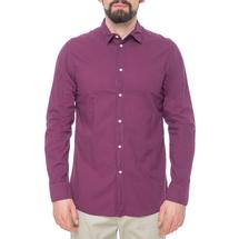 Рубашка мужская  Цвет:фиолетовый Артикул:0977986 1