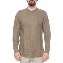 Рубашка мужская  Цвет:коричневый Артикул:0977991 1