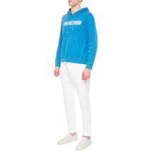 Худи мужское  Цвет:голубой Артикул:0977914 2