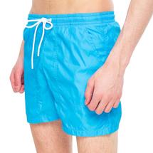 Шорты для плавания мужские  Цвет:голубой Артикул:0167866 2
