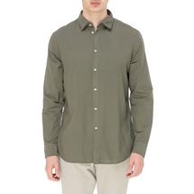 Рубашка мужская  Цвет:хаки Артикул:0977985 1