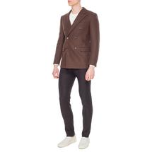 Пиджак мужской  Цвет:коричневый Артикул:0974978 2