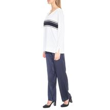 Пуловер женский  Цвет:белый Артикул:0574940 2