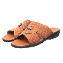 Пантолеты мужские  Цвет:коричневый Артикул:0359607 1