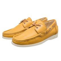 Топсайдеры мужские  Цвет:желтый Артикул:0359682 1