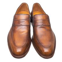 Туфли мужские  Цвет:коричневый Артикул:0359661 2