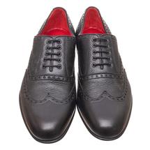 Туфли мужские  Цвет:черный Артикул:0359669 2