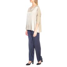 Блуза женская  Цвет:бежевый Артикул:0577629 2
