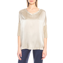 Блуза женская  Цвет:бежевый Артикул:0577629 1