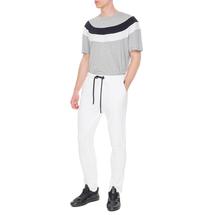 Брюки спортивные мужские  Цвет:белый Артикул:0978288 2