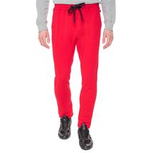 Брюки спортивные мужские  Цвет:красный Артикул:0978288 1