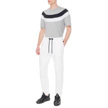 Брюки спортивные мужские  Цвет:белый Артикул:0978290 2