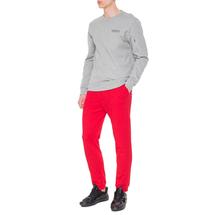 Брюки спортивные мужские  Цвет:красный Артикул:0978290 2