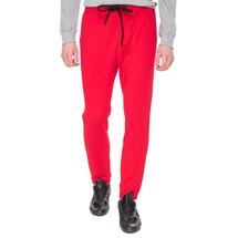 Брюки спортивные мужские  Цвет:красный Артикул:0978290 1