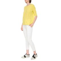 Футболка женская  Цвет:желтый Артикул:0579611 2