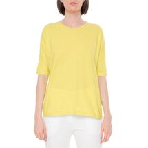 Футболка женская  Цвет:желтый Артикул:0579611 1