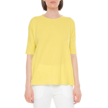 Футболка женская  Цвет:желтый Артикул:0579612 1