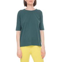 Футболка женская  Цвет:зеленый Артикул:0579612 1