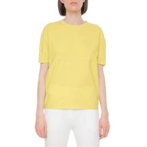 Футболка женская  Цвет:желтый Артикул:0579614 1